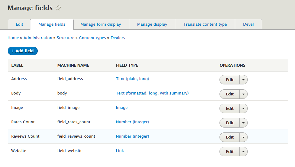 Drupal 8 - Autox Theme Guide for Developers   WeebPal