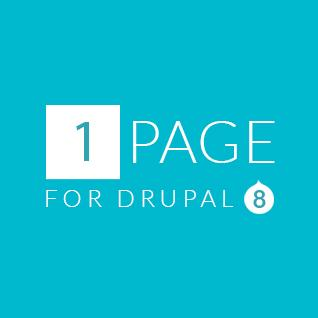 Onepage D8 - Responsive Multipurpose Drupal 8 Theme