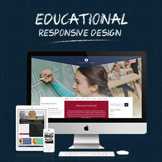 Educational - Responsive Education & Training Drupal Theme