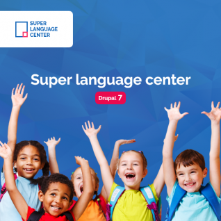 SUPER LANGUAGE CENTER - DRUPAL 7 EDUCATION CENTER THEME