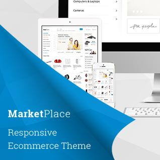 Marketplace - Responsive Ecommerce Drupal Theme