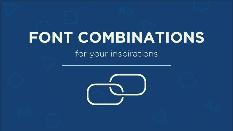 12 Great Google Web Font Combinations For Your Inspirations