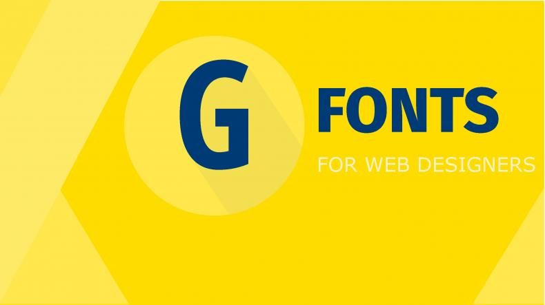 Top 21 Google Web Fonts To Bootstrap Your Web Projects