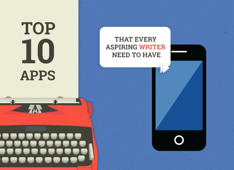 Top 10 Apps That Every Aspiring Writer Needs To Have
