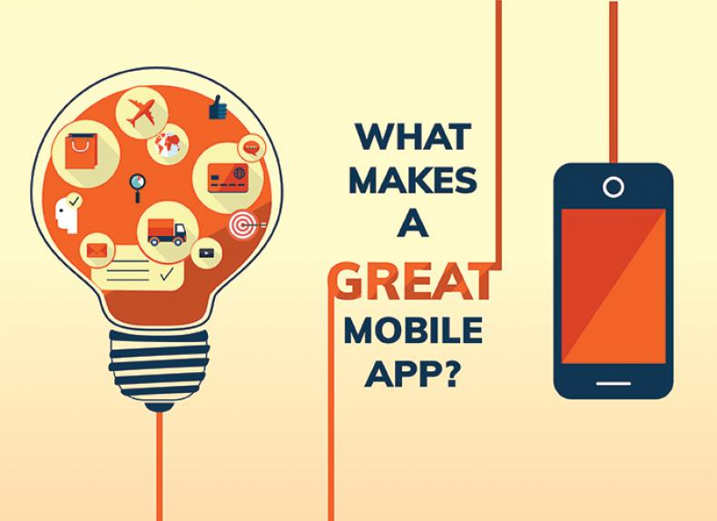 What Makes a Great Mobile App?
